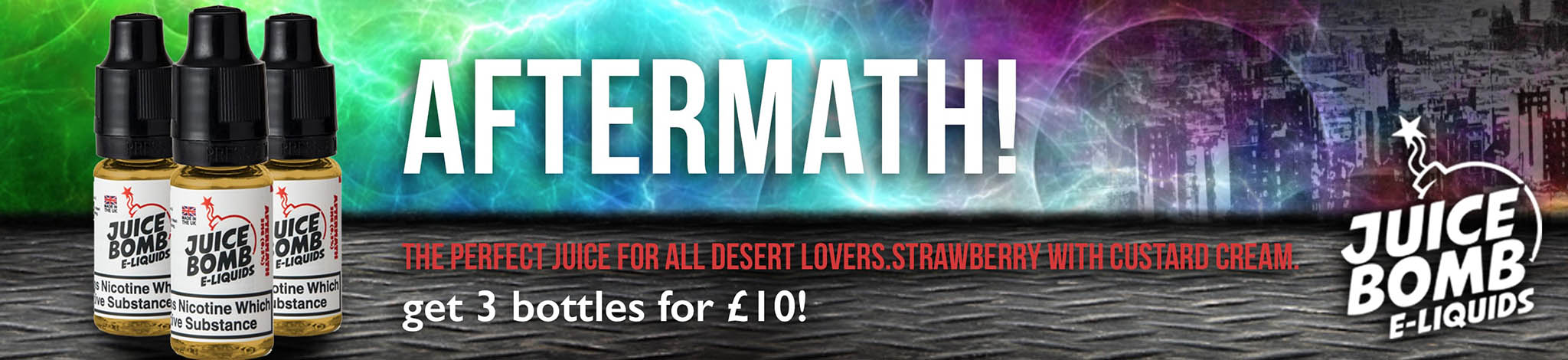 Aftermath web banner 2018